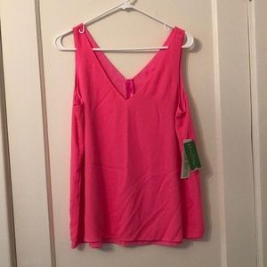Lilly pulitzer florin top NWT
